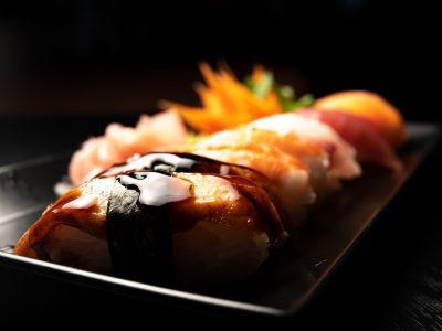 Sushi in der Bar und Restaurant in Bern